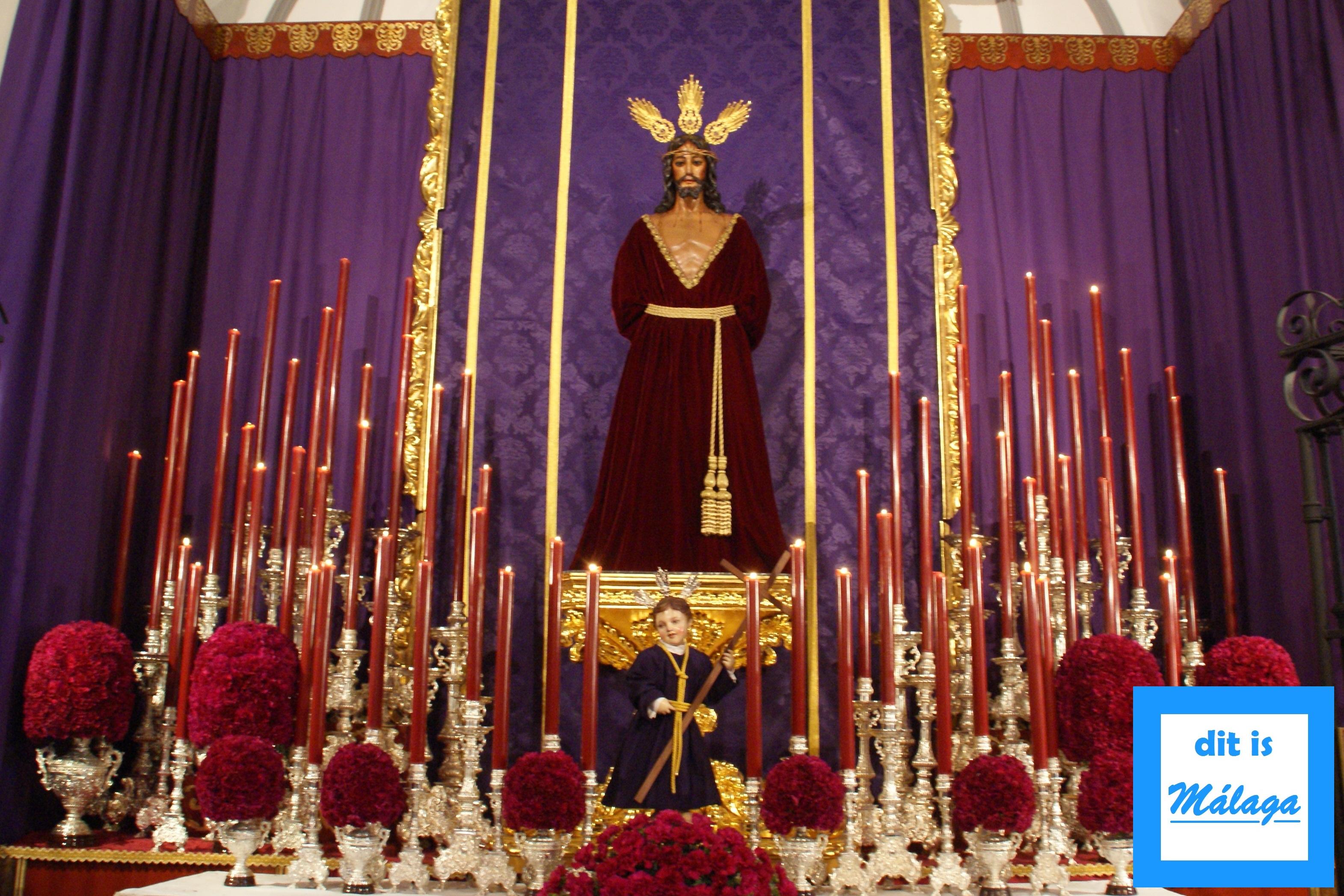 Cristo Sentencia Malaga