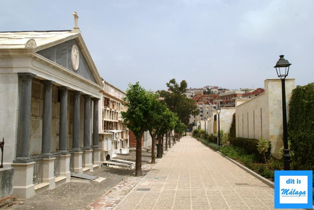Begraafplaats san Miguel Malaga