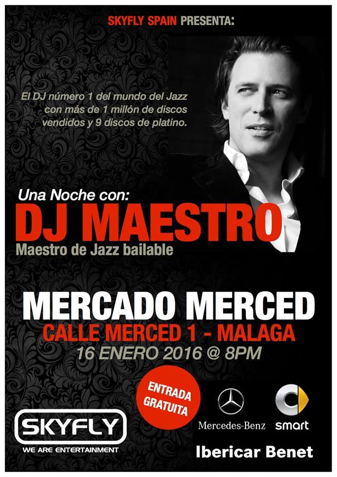 DJ Maestro Merced