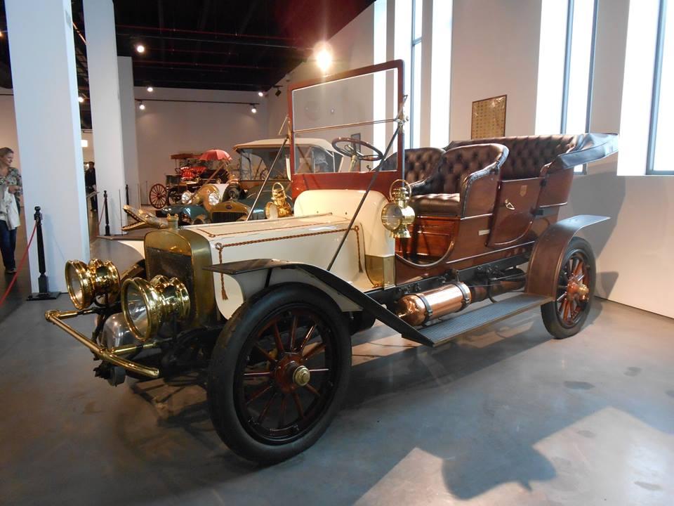 jackson automobiel museum