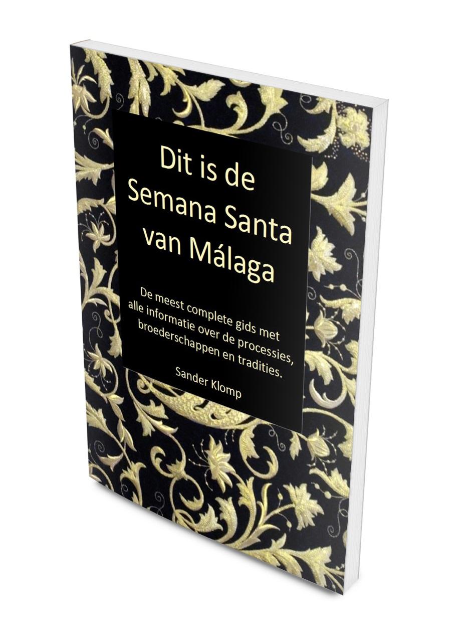 Cover gids dit is de semana santa van Malaga