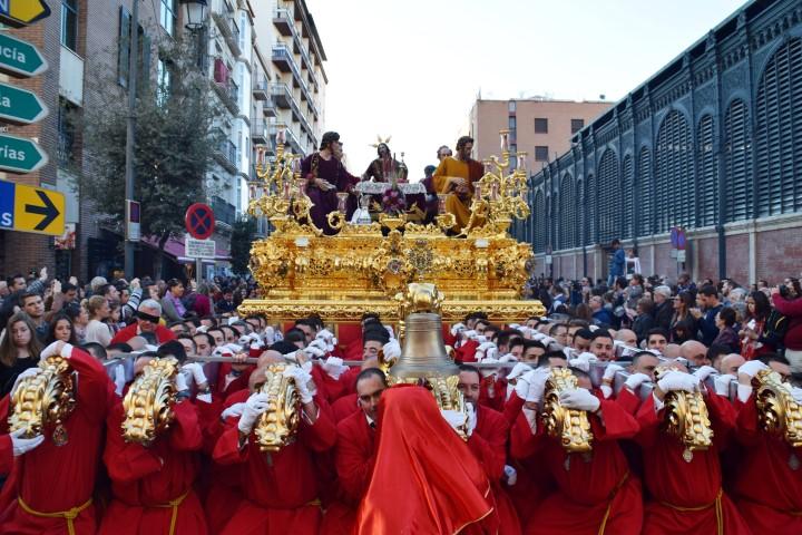 Processie Goede Week Málaga