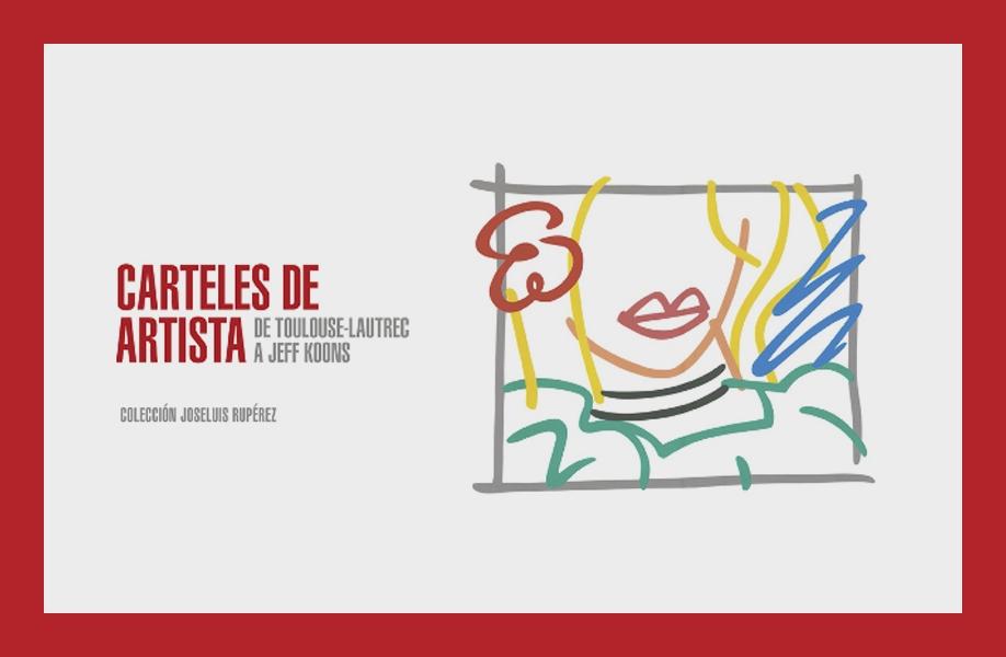 thyssen carteles artista