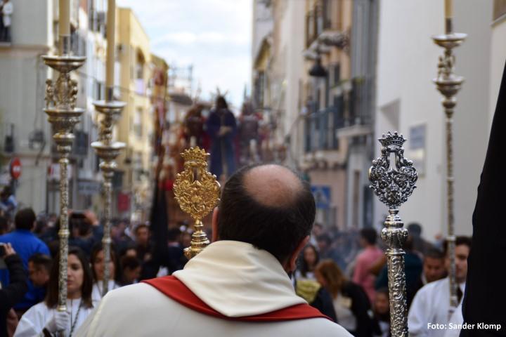 Cristo Dulce Nombre Semana Santa