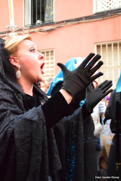 Saeta Semana Santa Málaga