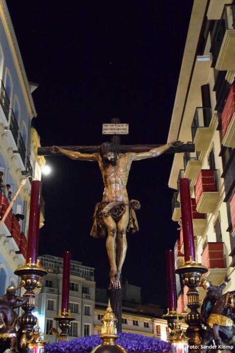 Cristo Dolores San Juan Málaga