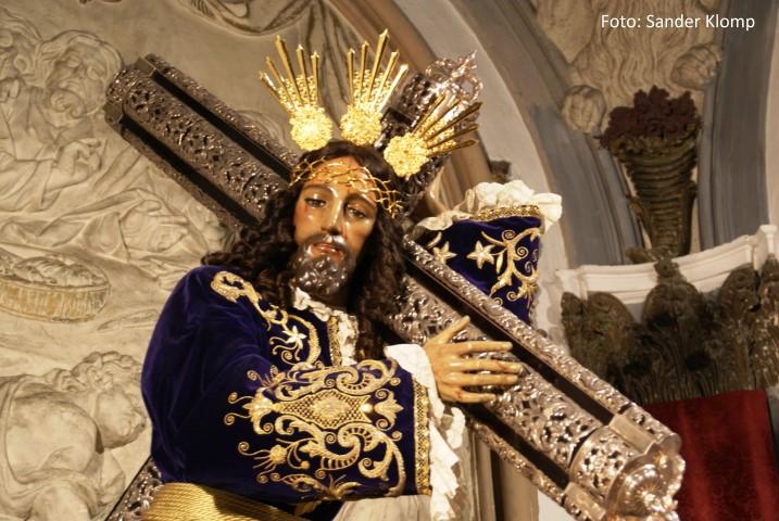El Rico in de Santiago kerk