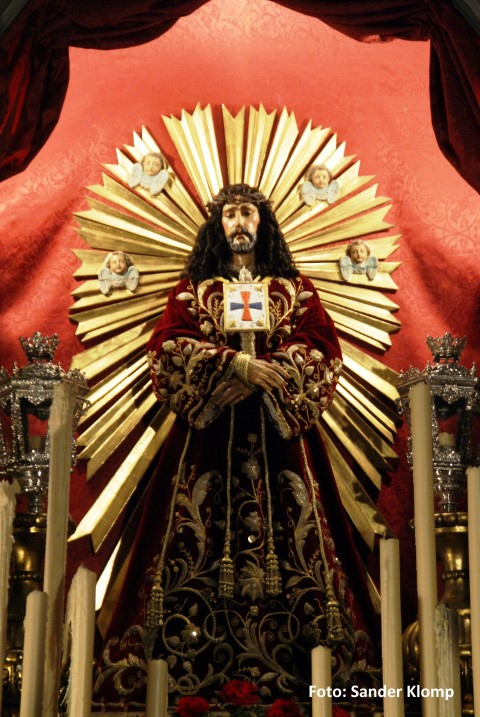 Christus medinaceli malaga