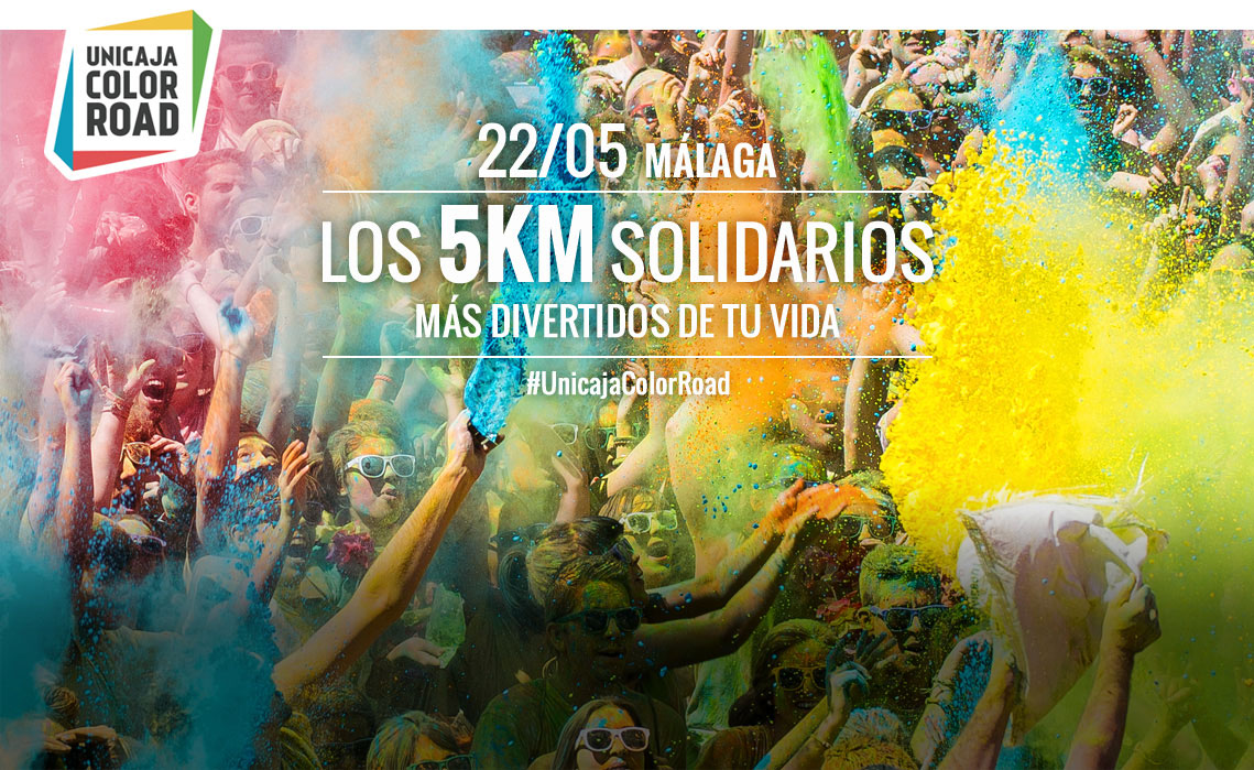 Unicaja Colorrun