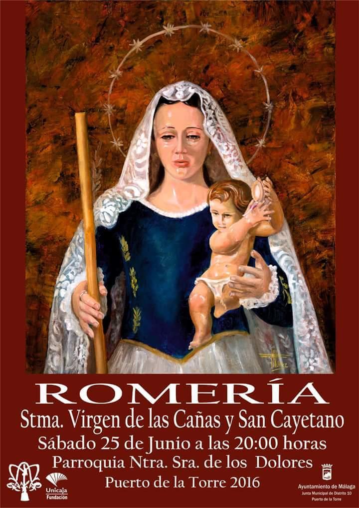 Romeria Virgen de las Cañas