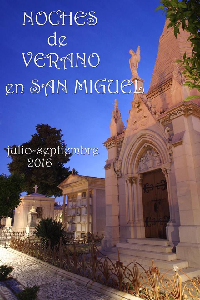 Zomernachten San Miguel Zomer Malaga