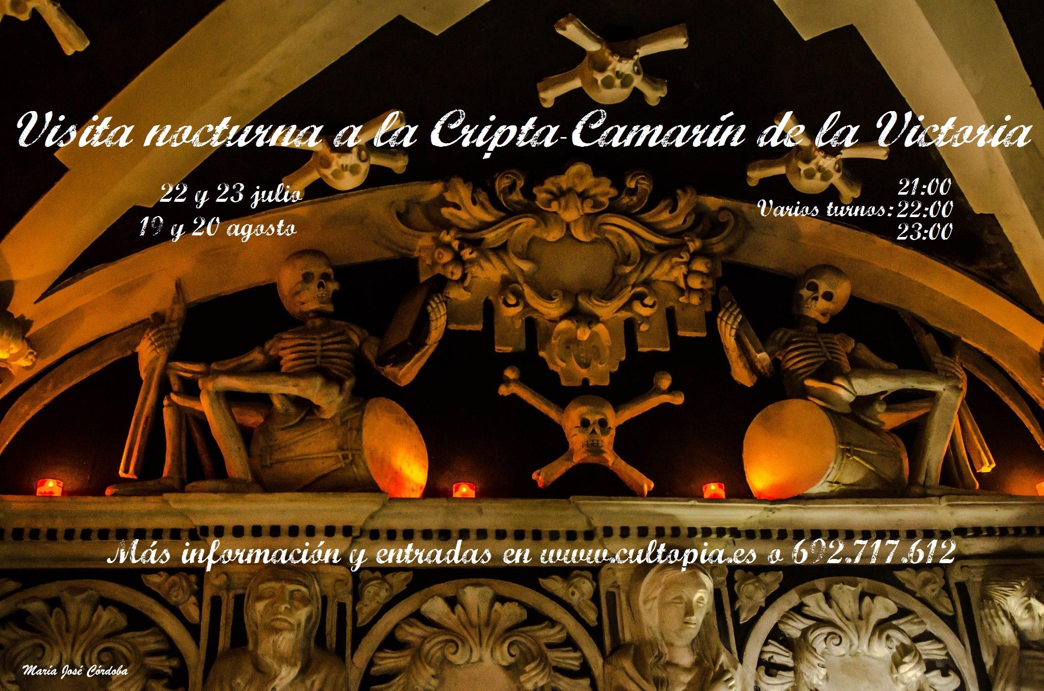Cripta Victoria Weekend Tips