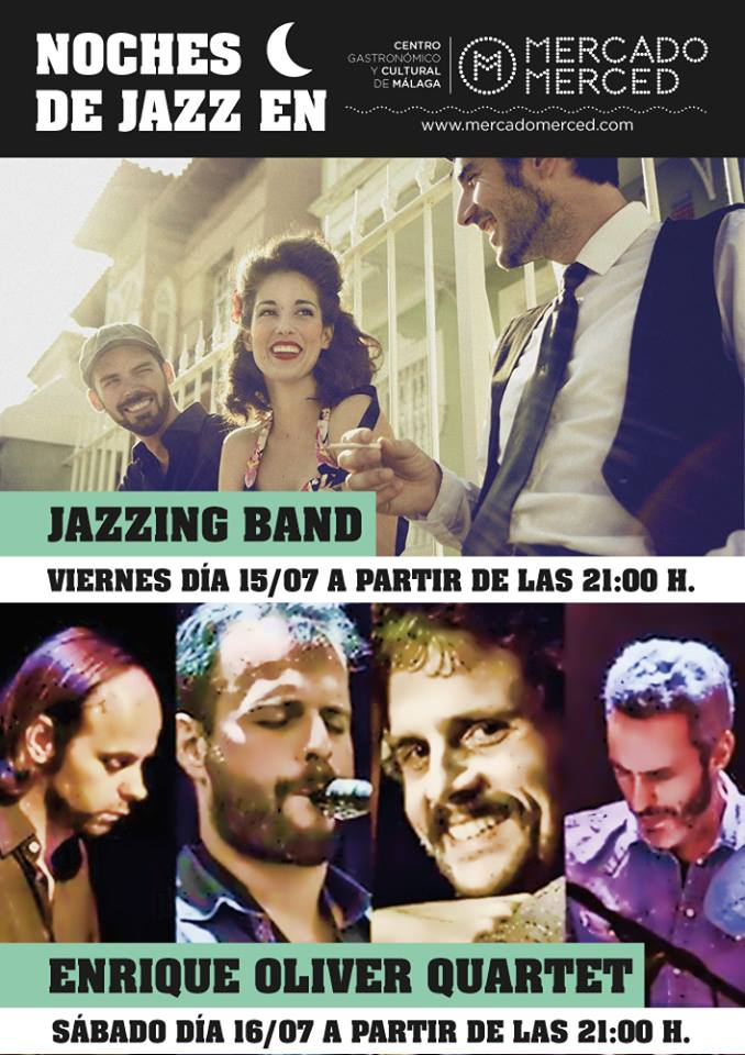 Jazz Mercado MErced Weekend tips