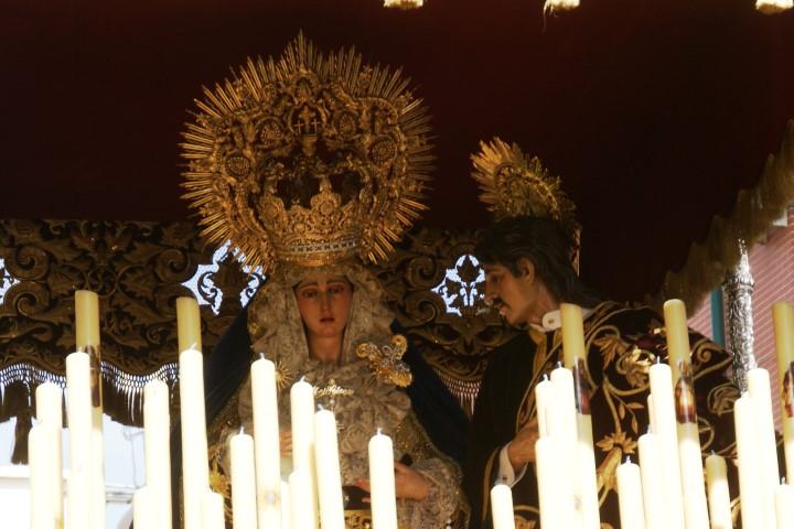 Virgen del Monte Calvario