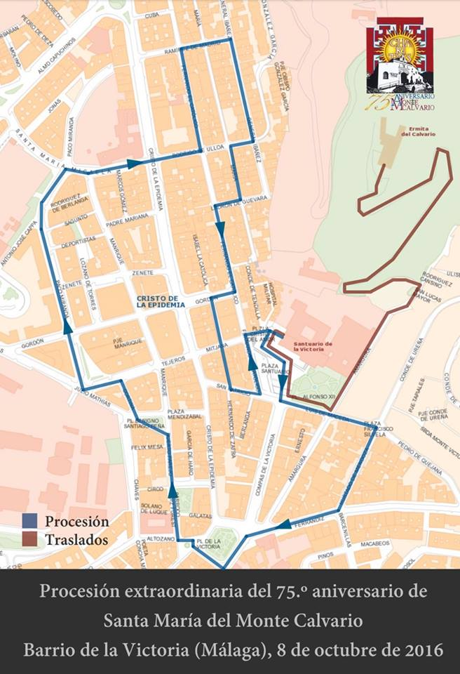 route-processie-monte-calvario
