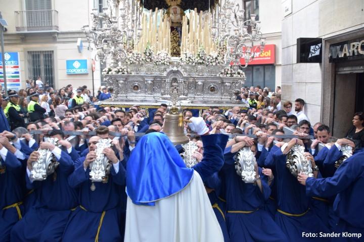 Mayordomo Virgen de la Paz