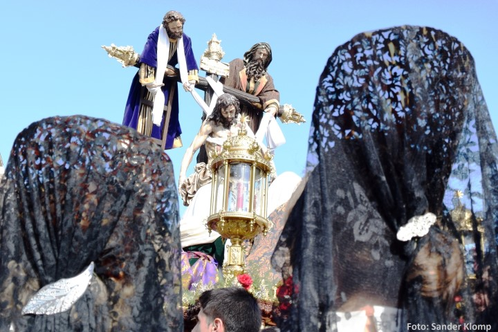 Mantilla Descendimiento