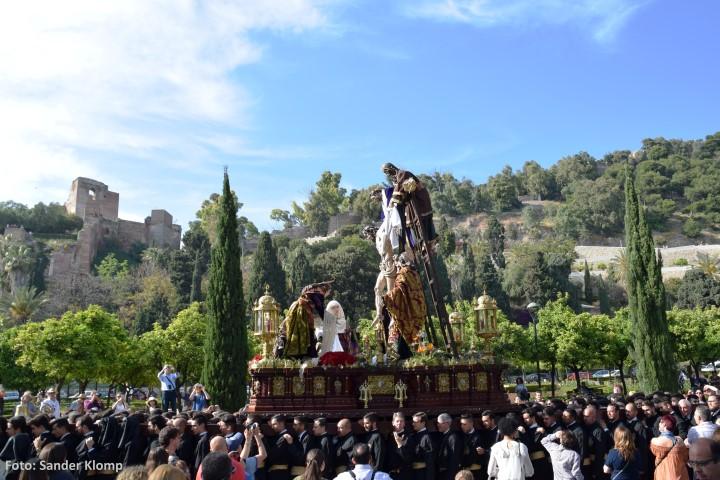 Descendimiento Alcazaba
