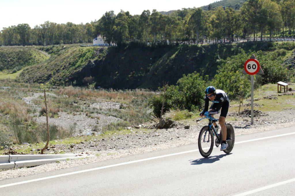 Vuelta España Málaga