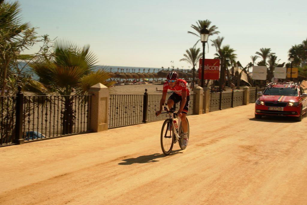 Ronde van Spanje Málaga