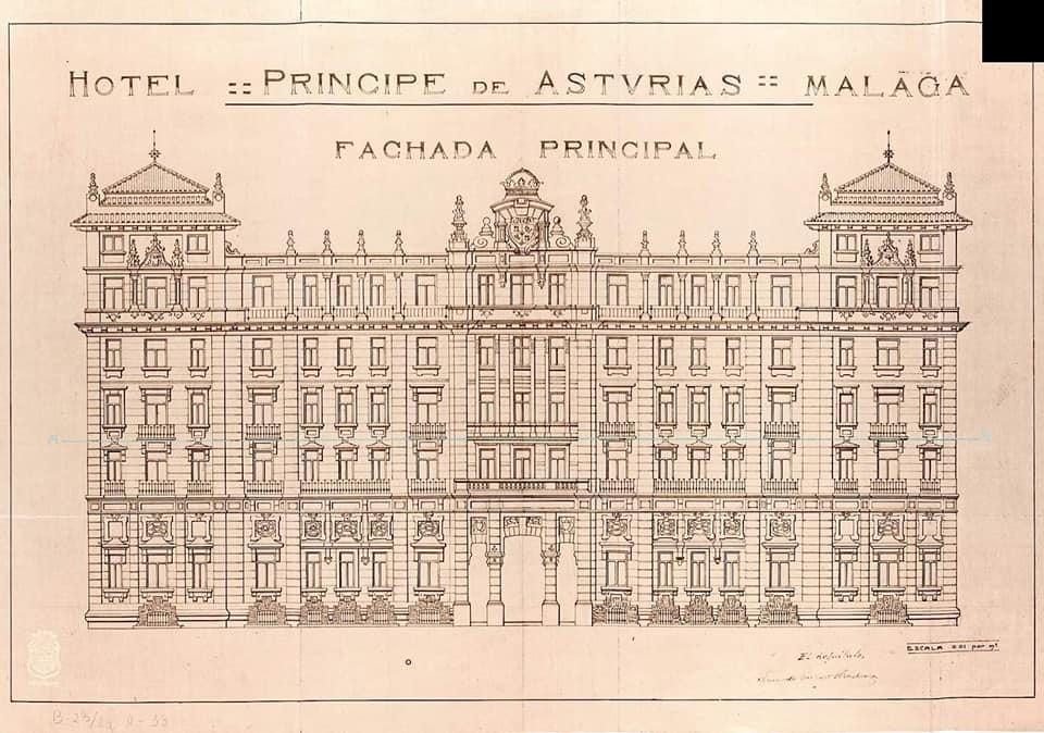 Dit was Málaga: de opening van het meest prestigieuze hotel van Málaga en de Koning die daarbij was en toch ook niet.